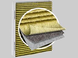 Prime cabin filters