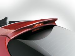 Rear roof spoiler for Fiat Bravo