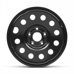 6J x 16'' ET 50 Steel rim for Jeep