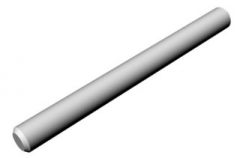 Flywheel lock pin