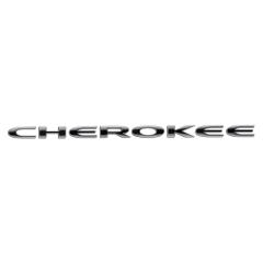 Front Door Cherokee Logo for Jeep Cherokee