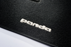 Velour Car Mats With 3D Embroidered Vehicle Logo