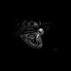 Alutex gear knob