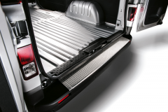 Cargo entry protection for Fiat Professional Talento