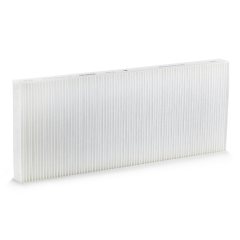 Cabin particle filter