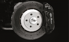 Brake caliper kit front & rear for Alfa romeo 4C