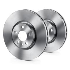Frontal brake disc for Alfa Romeo Giulietta