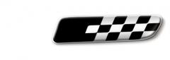 Black Sport Badge