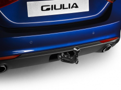Detachable Tow Bar For Diesel Versions
