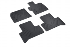 Rubber Floor Mats Right Hand Drive
