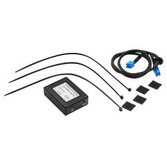 Multimedia car adaptor