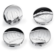 Wheel centre caps with Mopar logo for Jeep Renegade