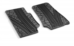 Rubber mats for car (black)