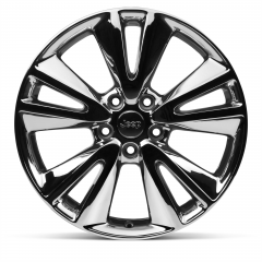Alloy wheel of 20'' cromato for Jeep grand cherokee