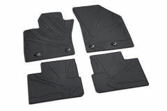 Rubber Mats For Tipo 5Door And Sw