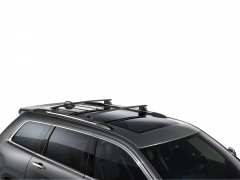 Aluminum roof rack for car roof for Jeep Grand Cherokee