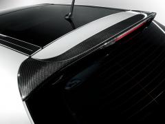Carbon fiber rear roof spoiler for Alfa Romeo Giulietta