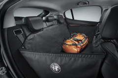 Rear seats cover for Alfa Romeo