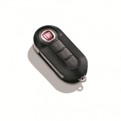Piano black key cover for Fiat and Fiat Professional