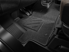 Carpet Mats With Ducato Logo