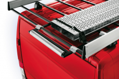 Roof rack loading roller for Fiat Professional Ducato