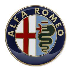 Alfa Romeo Logo (bonnet) for Alfa Romeo