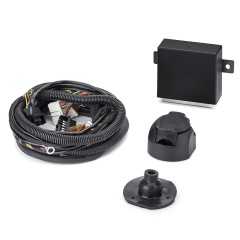 7/13-pin tow bar electric kit for Fiat and Fiat Professional Qubo