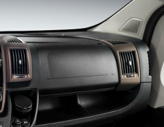 Lounge trim level kit equipped without radio for Fiat Professional Ducato