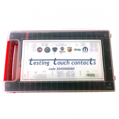 Electrical contact test kit