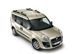 Alarm with factory wiring setup for Fiat and Fiat Professional Doblo