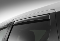 Rear Side Windows Air Deflector for Fiat Freemont