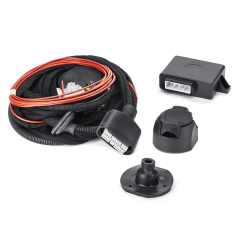 13-pin tow bar electric kit for Fiat