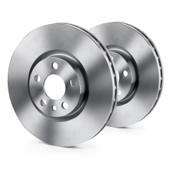 Frontal brake disc for Fiat and Fiat Professional