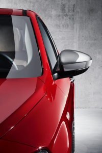 Chromed mirror covers for Fiat and Fiat Professional