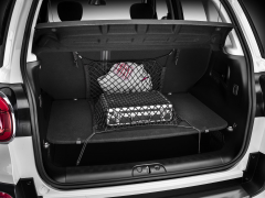 Rear set retaining net for Fiat and Fiat Professional