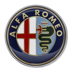 Alfa Romeo Logo (rear) for Alfa Romeo 159