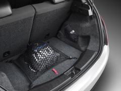 Complete net kit for car boot for Lancia Ypsilon