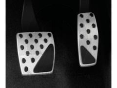 Brake and accelerator pedals kit for automatic transmission Left hand drive
