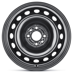 Alloy wheel 6J x 15'' H2 ET31.5 for Fiat and Fiat Professional