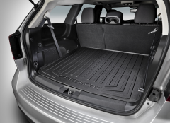 Fiat Freemont Trunk Compartment Protection