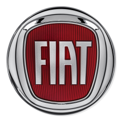 Fiat badge for Fiat and Fiat Professional