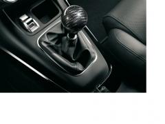 Carbon fibre gear knob