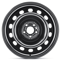 Alloy wheel 6J x 16'' H2 ET36.5 for Fiat and Fiat Professional