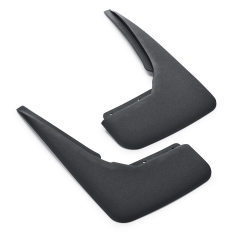 Rubber front mudflaps for Fiat