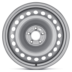 Alloy wheel 6J x 16'' for Fiat and Fiat Professional