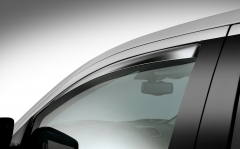 Wind deflectors for windows for Fiat Freemont