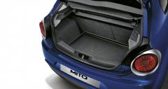 Semi-rigid protection for car boot for Alfa Romeo Mito