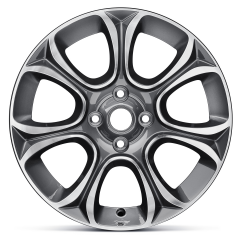 Alloy wheel 6J x 16'' ET45 for Fiat and Fiat Professional