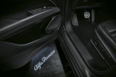 Door projector lights for Alfa Romeo