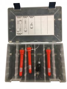 Airbag simulation resistor kit (2 pins)